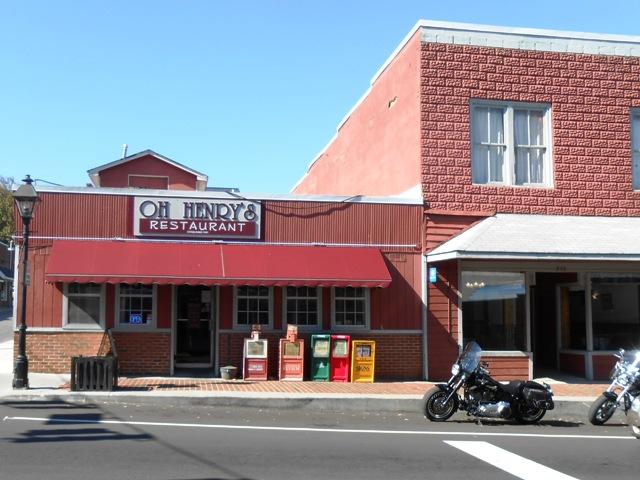 Oh Henry's in Rogersville, TN.