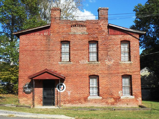 Jail in Rutledge, TN.