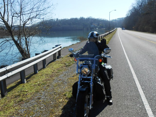 Pamo on Melton Hill Road.