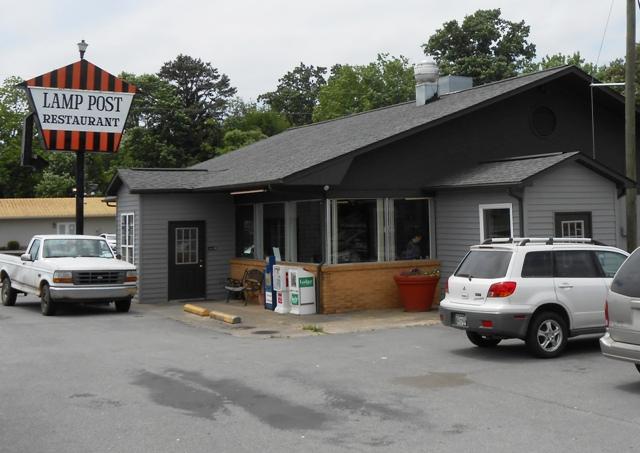 The Lamp Post Restaurant in Madisonville.