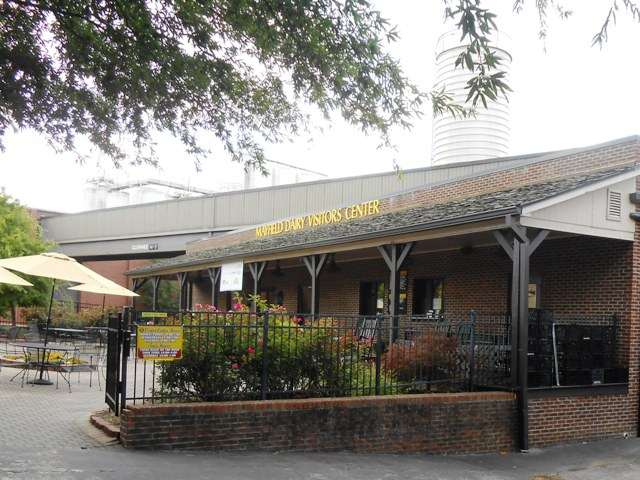 The Mayfield Visitor Center