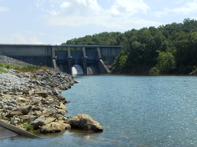 Fort Loudon Dam