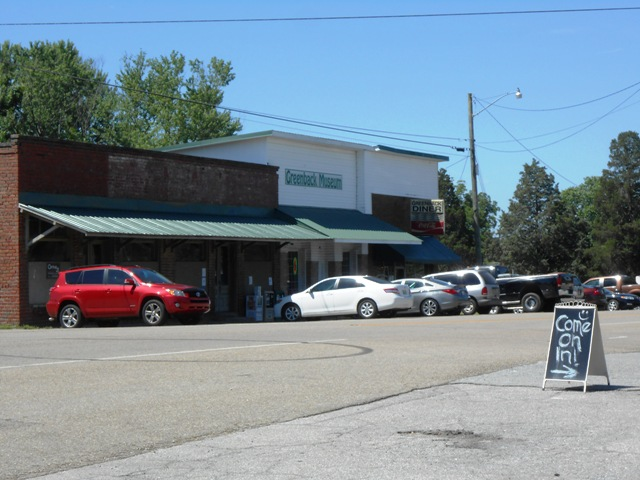 Downtown Greenback