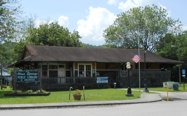 Oliver Springs Public Library