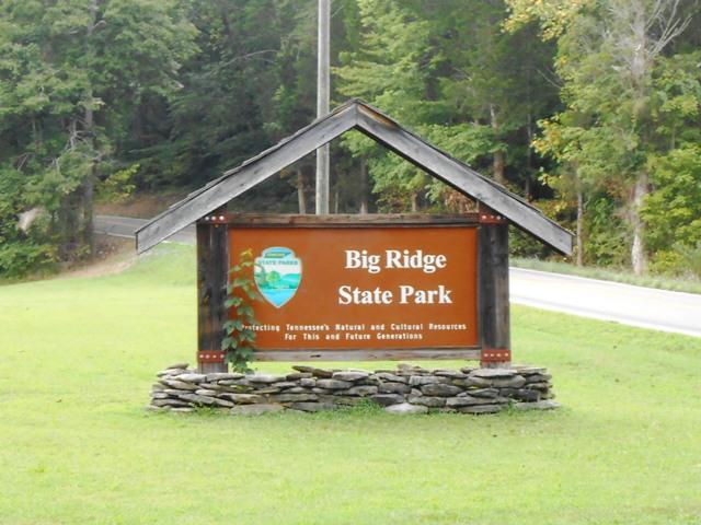 Big Ridge State Park off 61.
