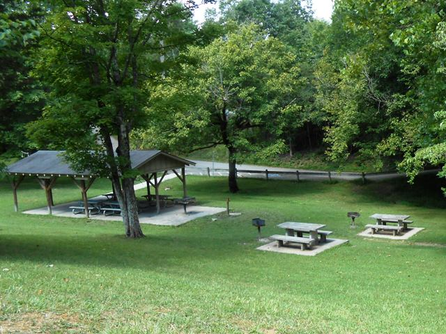 Nice place to picnic too.