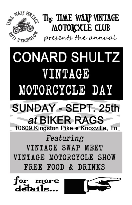 Presented by the Time Warp Tea Room.