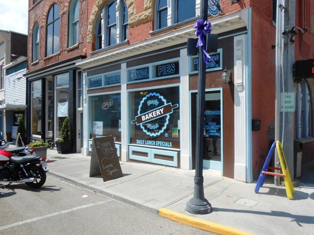 Simply Sweet Bakery in downtown Harriman.