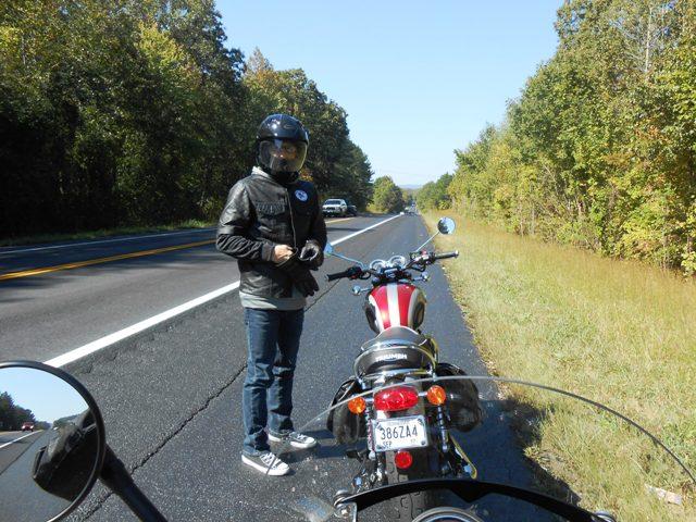 Heading toward Decatur.
