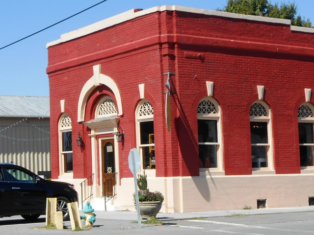 Historic builidng in Decatur.